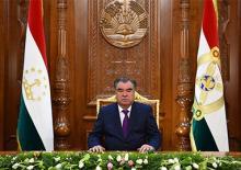 Поздравление Президента Республики Таджикистан, Лидера нации уважаемого Эмомали Рахмона по случаю Дня матери