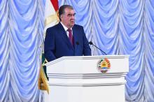 Речь Лидера нации, Президента Республики Таджикистан уважаемого Эмомали Рахмона по случаю Дня матери