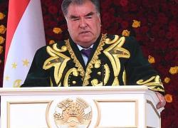 Паёми шодбошӣ ба муносибати Рӯзи забони давлатии Ҷумҳурии Тоҷикистон